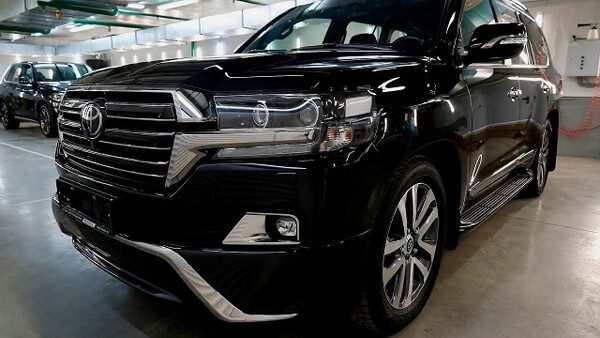 22 The Toyota Land Cruiser V8 2019 First Drive by Toyota Land Cruiser V8 2019