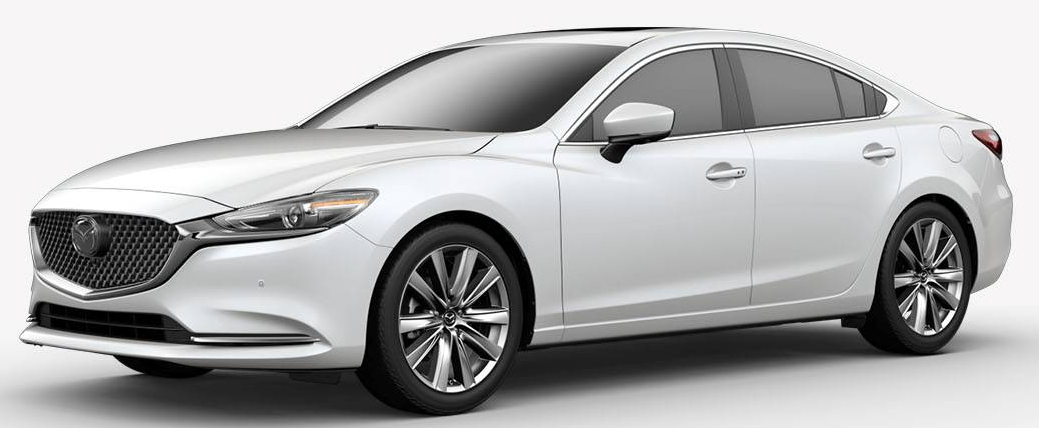 23 All New Mazda 6 2019 White Specs with Mazda 6 2019 White