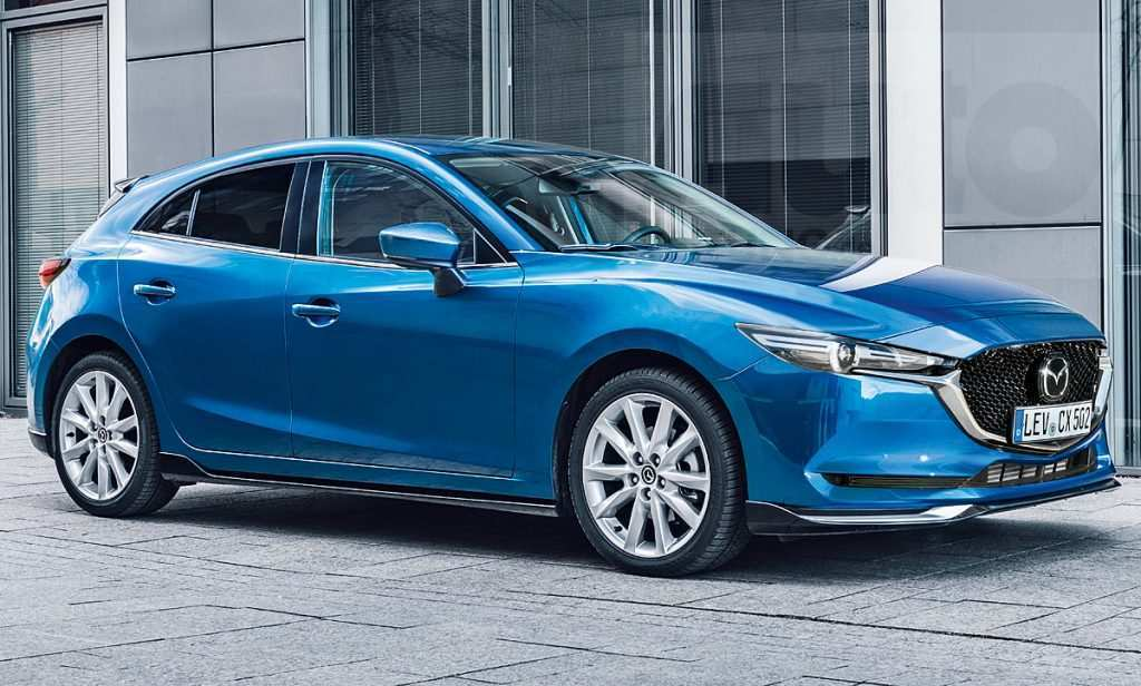 23 Concept of Mazda 3 2019 Specs Spy Shoot with Mazda 3 2019 Specs