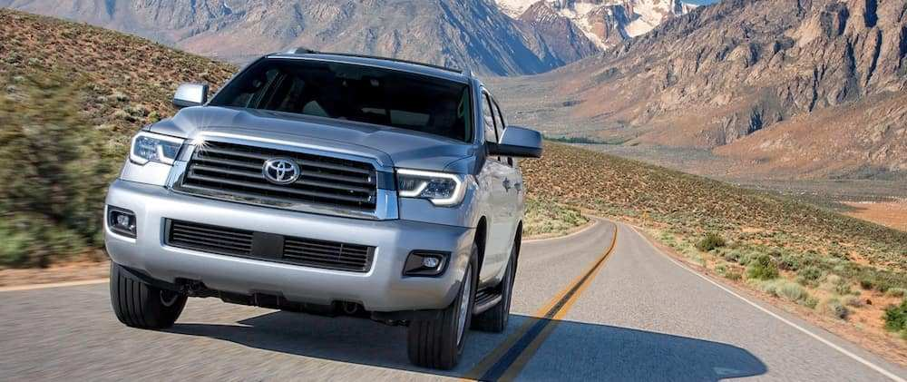 23 New 2019 Toyota Sequoia Redesign Images with 2019 Toyota Sequoia Redesign
