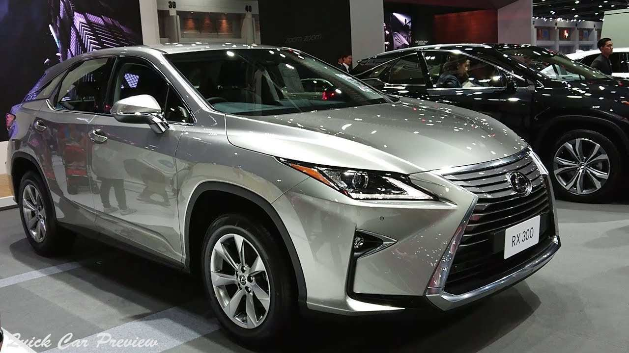 23 The Rx300 Lexus 2019 Speed Test for Rx300 Lexus 2019