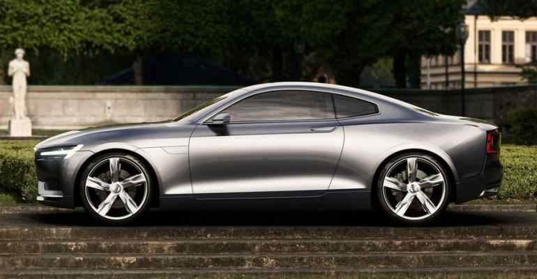 24 Concept of Volvo Coupe 2019 Concept with Volvo Coupe 2019