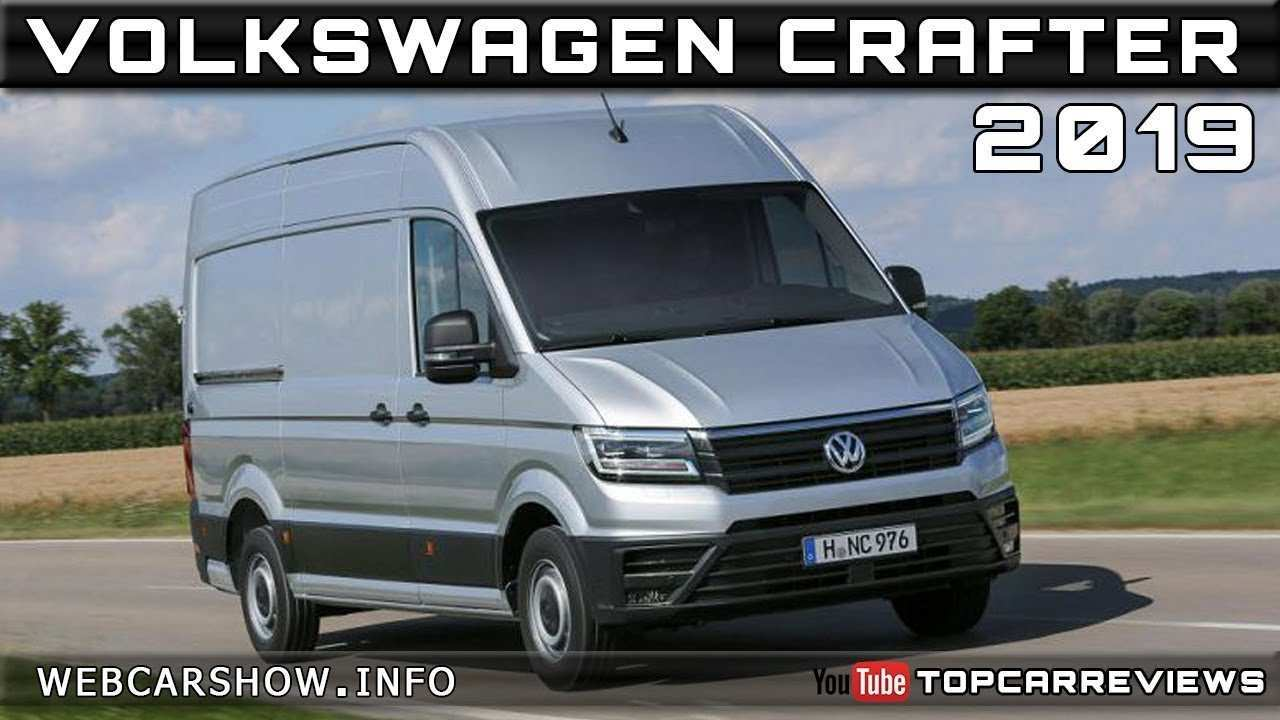 24 Gallery of Volkswagen Crafter 2019 Performance and New Engine by Volkswagen Crafter 2019