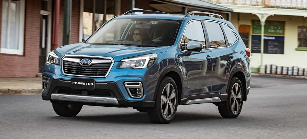 24 New Next Generation Subaru Forester 2019 Performance by Next Generation Subaru Forester 2019