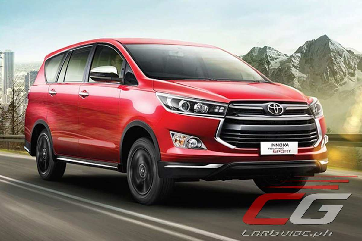 25 All New Toyota Innova 2019 Philippines Rumors for Toyota Innova 2019 Philippines
