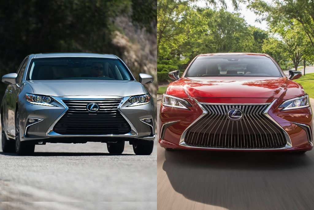 25 New Lexus Es 2019 Vs 2018 Specs with Lexus Es 2019 Vs 2018
