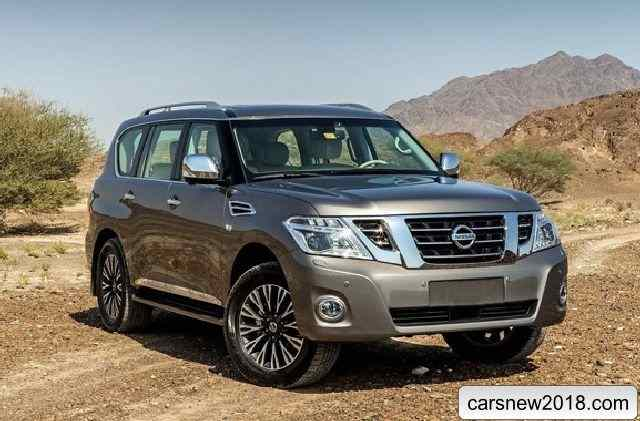26 All New New Nissan Patrol 2019 Interior with New Nissan Patrol 2019