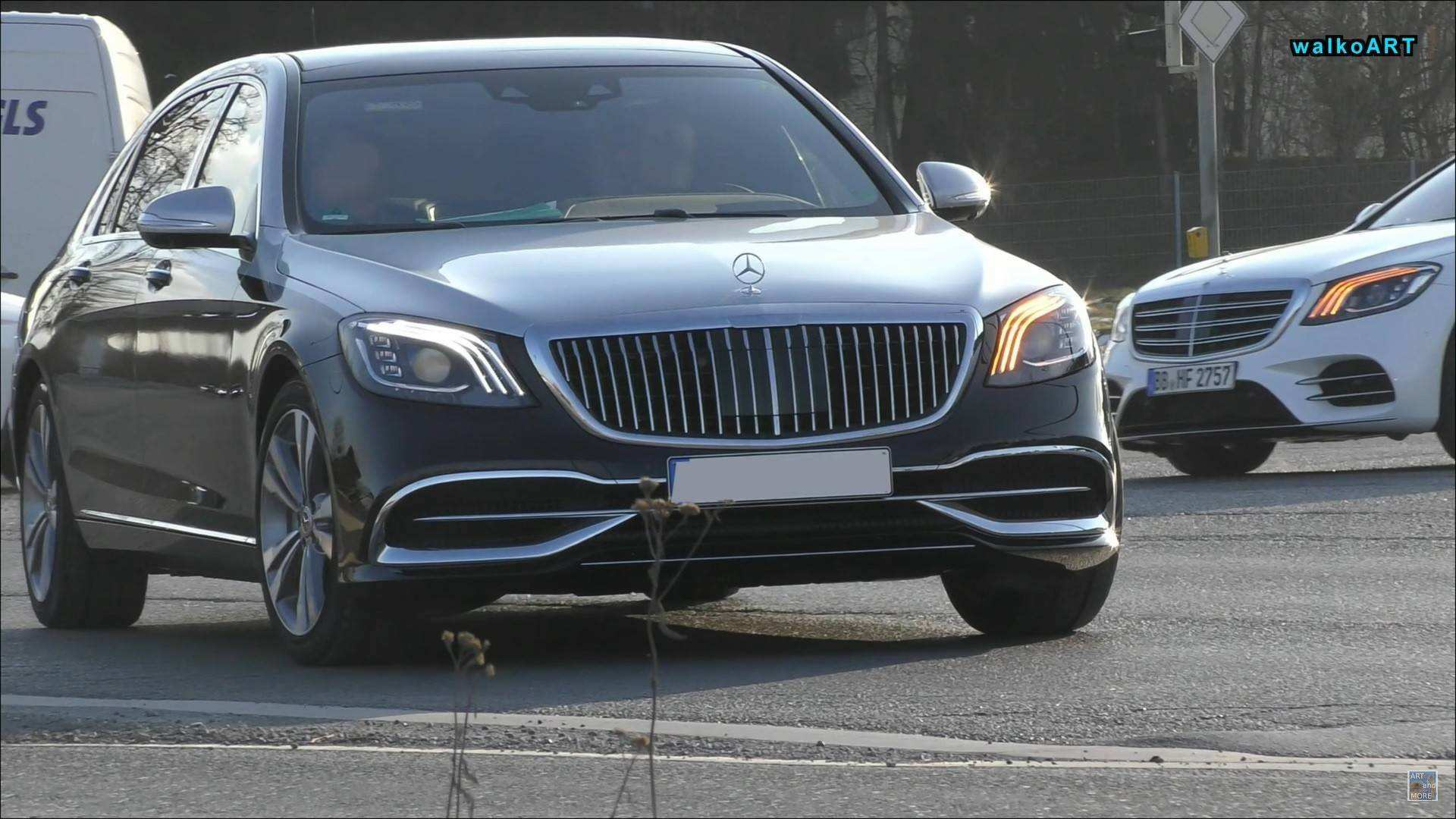 26 Gallery of 2019 Mercedes Maybach S650 Photos with 2019 Mercedes Maybach S650
