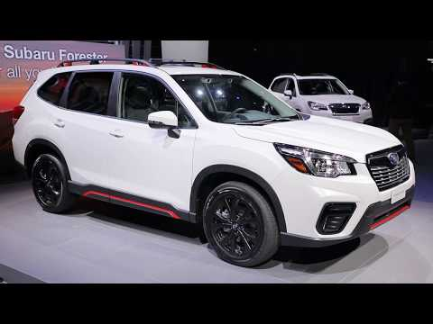 26 New Subaru Forester 2019 Ground Clearance Release by Subaru Forester 2019 Ground Clearance