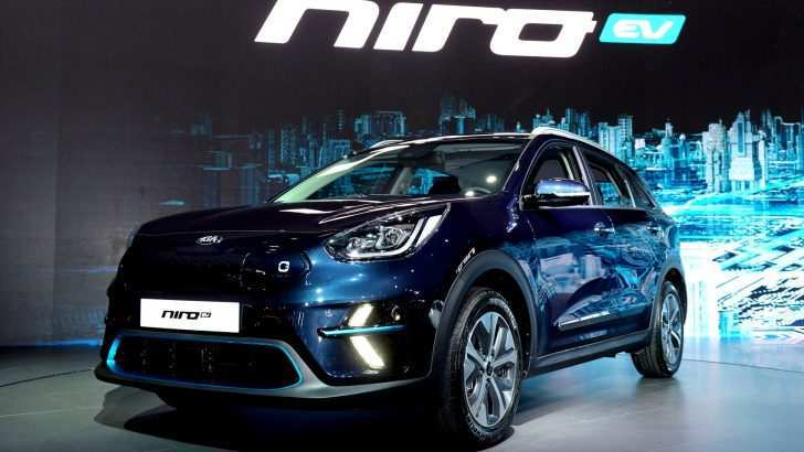 27 All New 2019 Kia Niro Ev Configurations for 2019 Kia Niro Ev