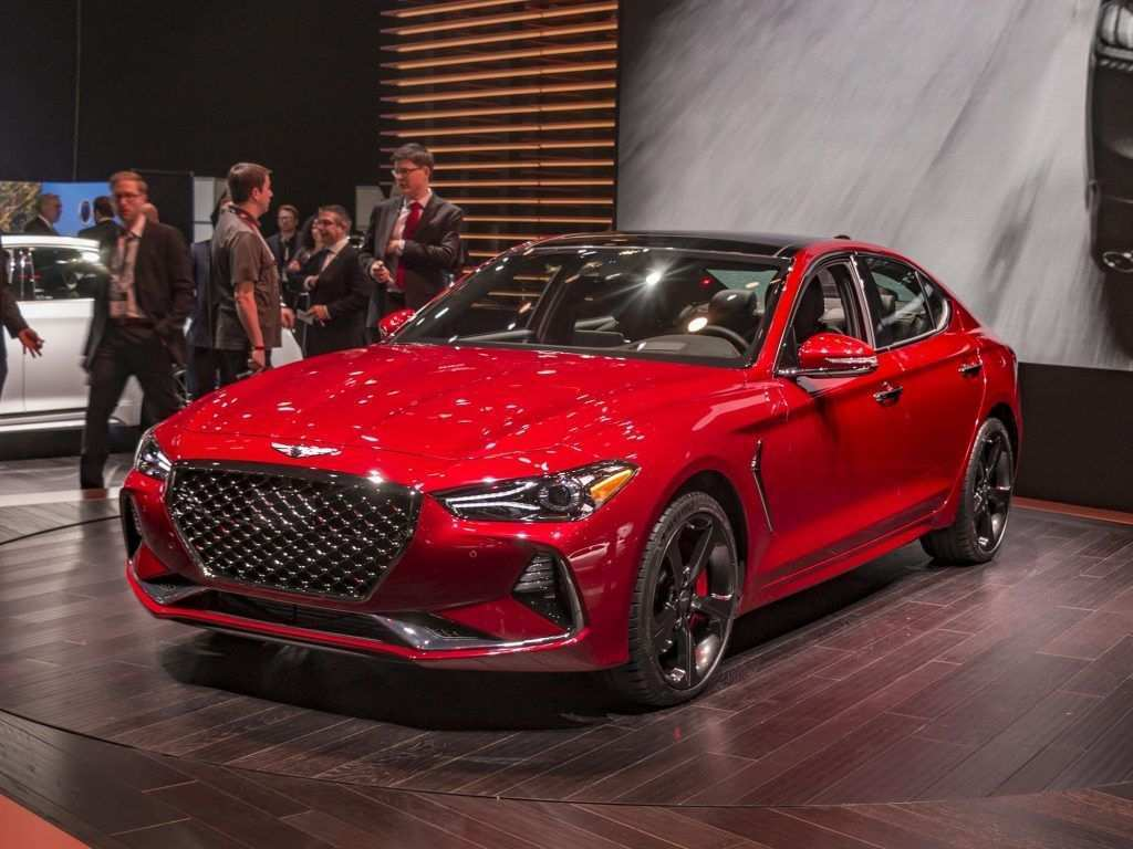 27 Concept of Kia Genesis 2019 Exterior for Kia Genesis 2019