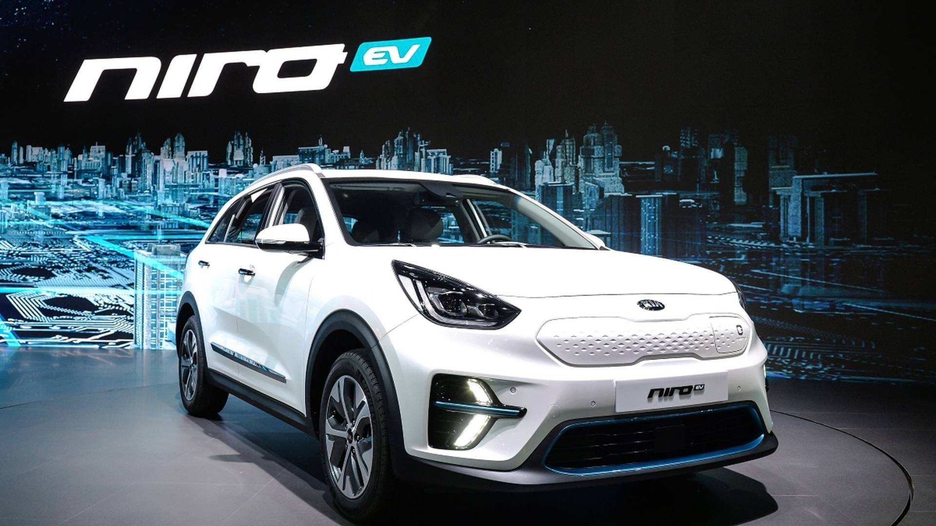 27 Great 2019 Kia Niro Ev Spesification by 2019 Kia Niro Ev