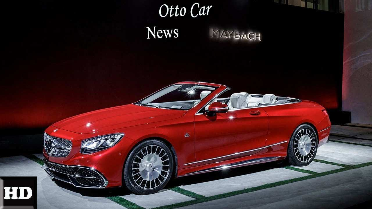 27 Great 2019 Mercedes Maybach 6 Cabriolet Price Performance for 2019 Mercedes Maybach 6 Cabriolet Price