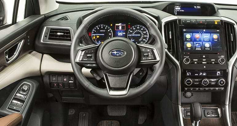 27 The Subaru Ascent 2019 Engine Model by Subaru Ascent 2019 Engine