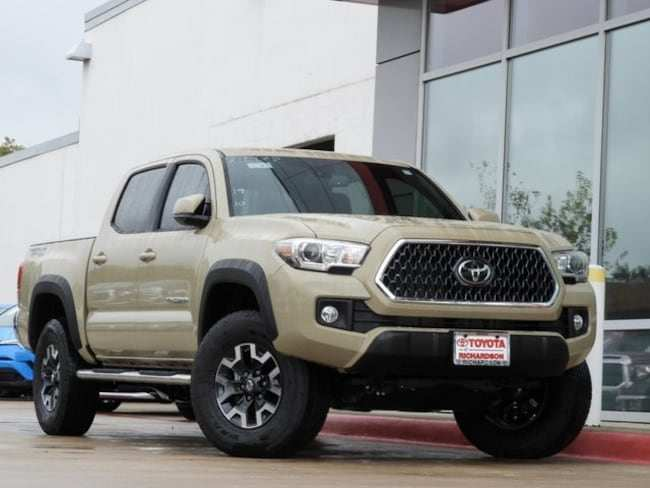 28 All New 2019 Toyota Tacoma Quicksand Reviews with 2019 Toyota Tacoma Quicksand