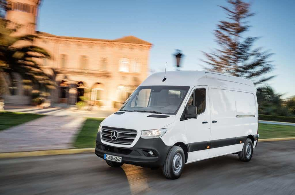 28 Concept of Sprinter Mercedes 2019 Specs and Review by Sprinter Mercedes 2019