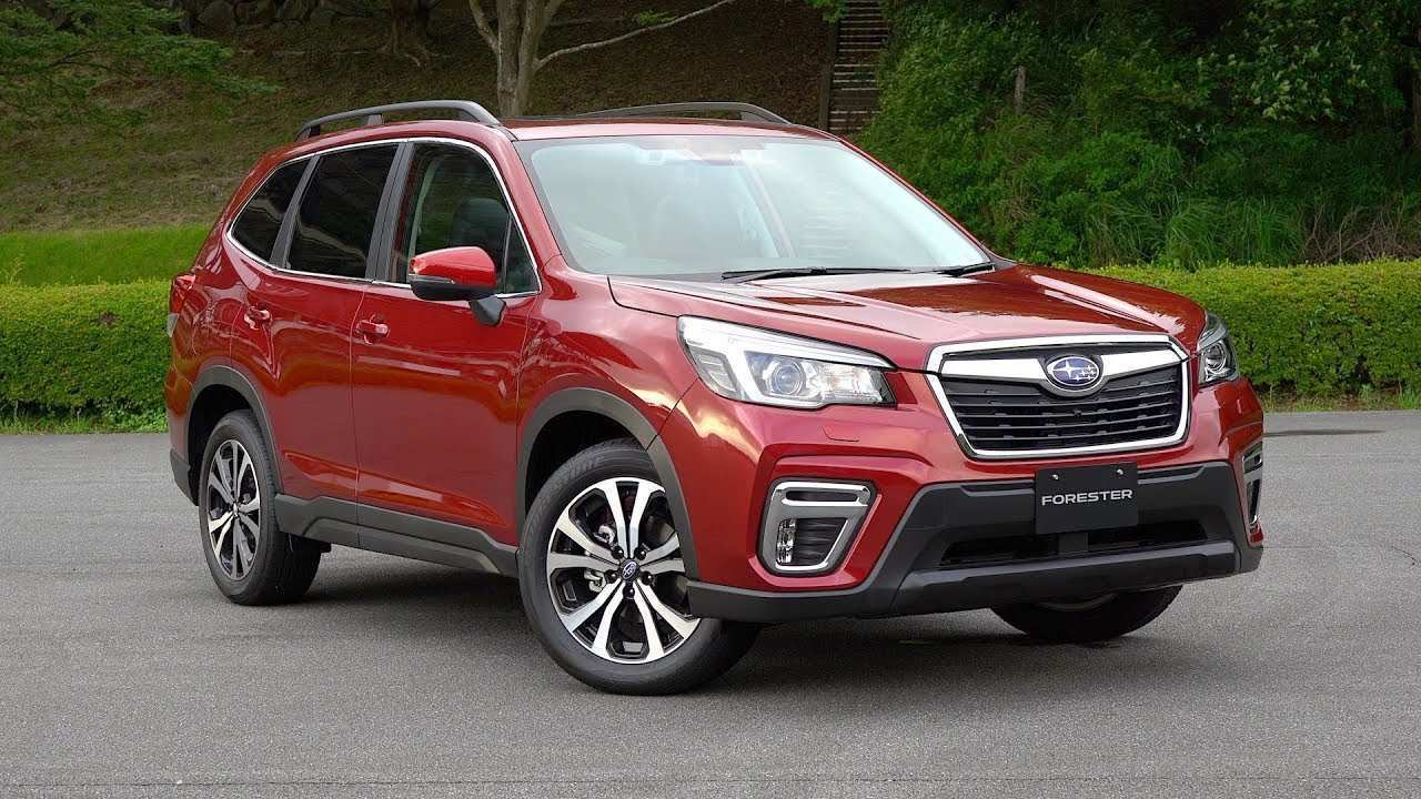 28 New Next Generation Subaru Forester 2019 Rumors with Next Generation Subaru Forester 2019