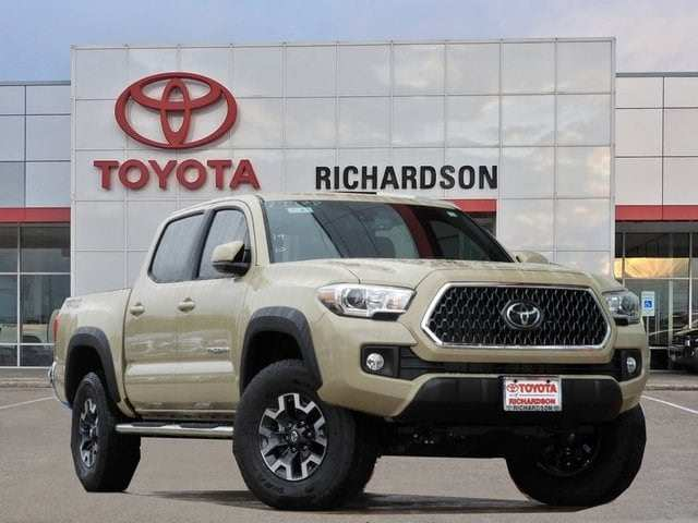 28 The 2019 Toyota Tacoma Quicksand Price and Review for