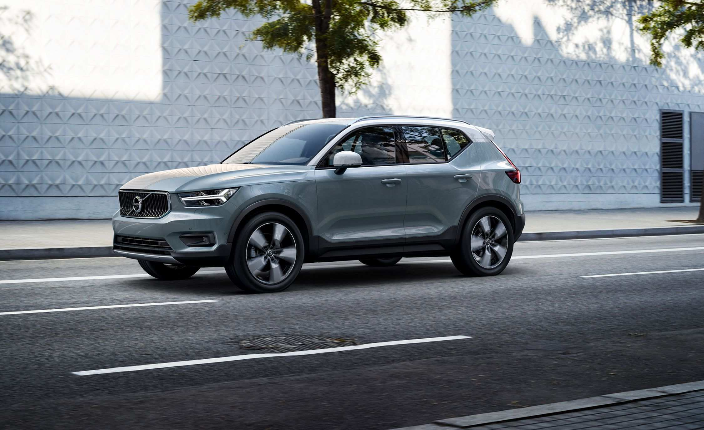 29 Gallery of Volvo Xc40 Dimensions 2019 Style with Volvo Xc40 Dimensions 2019