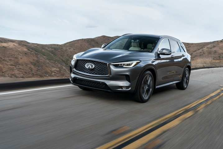 29 The 2019 Infiniti Qx50 Edmunds Performance and New Engine with 2019 Infiniti Qx50 Edmunds