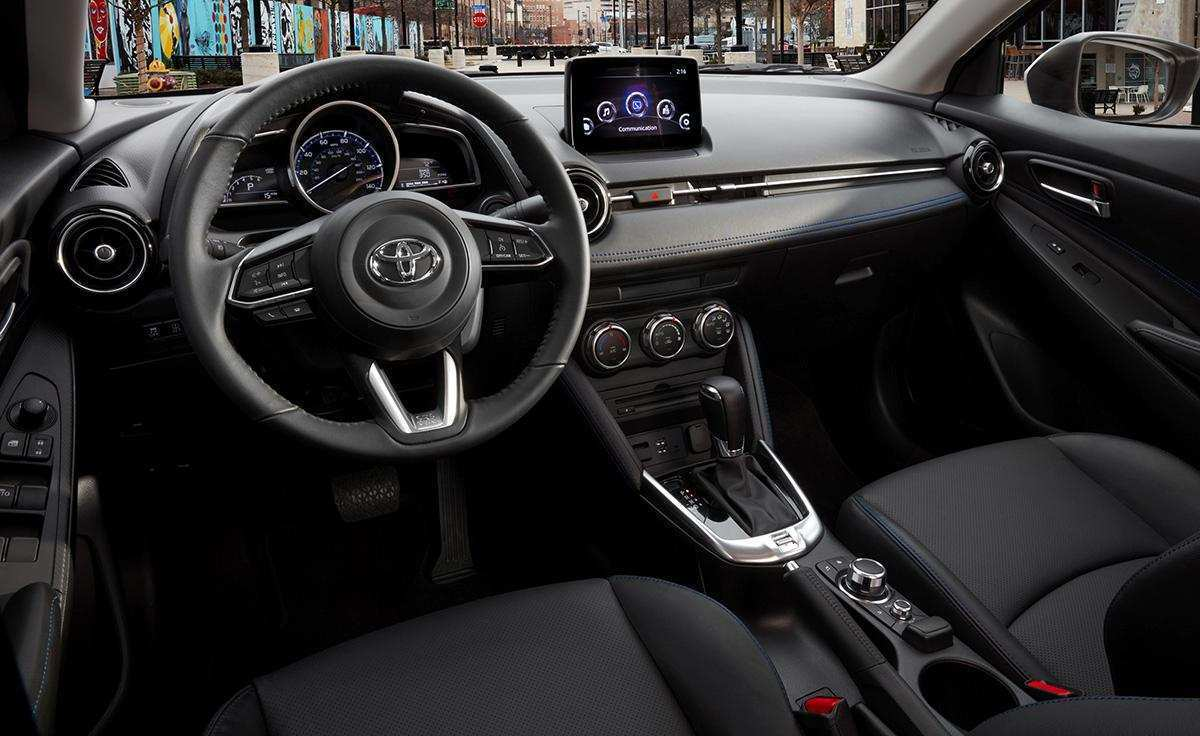 30 Concept of Toyota Yaris 2019 Interior Overview with Toyota Yaris 2019 Interior