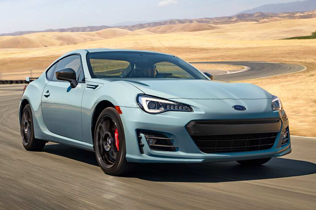 30 New Subaru 2019 Brz Review by Subaru 2019 Brz