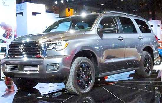 30 The 2019 Toyota Sequoia Redesign Style with 2019 Toyota Sequoia Redesign