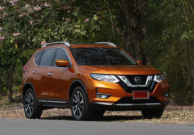 30 The Nissan X Trail 2019 Review Exterior for Nissan X Trail 2019 Review