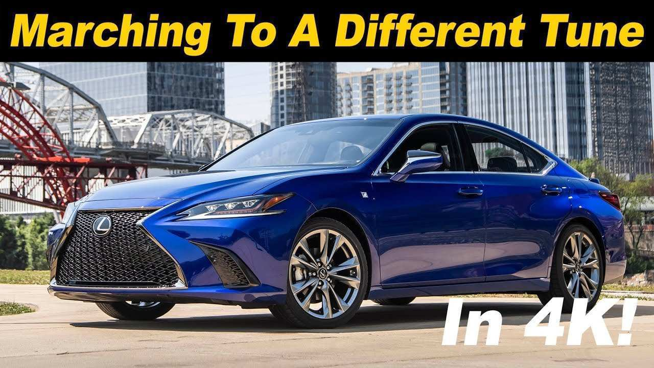 31 Gallery of 2019 Lexus Es 350 Awd New Review by 2019 Lexus Es 350 Awd