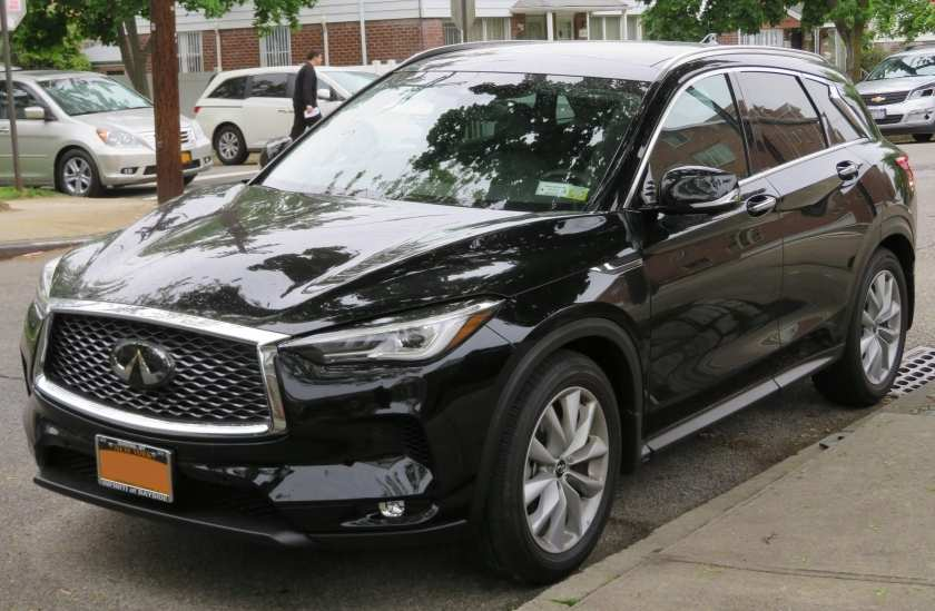 31 Great 2019 Infiniti Qx50 Wiki Speed Test with 2019 Infiniti Qx50 Wiki