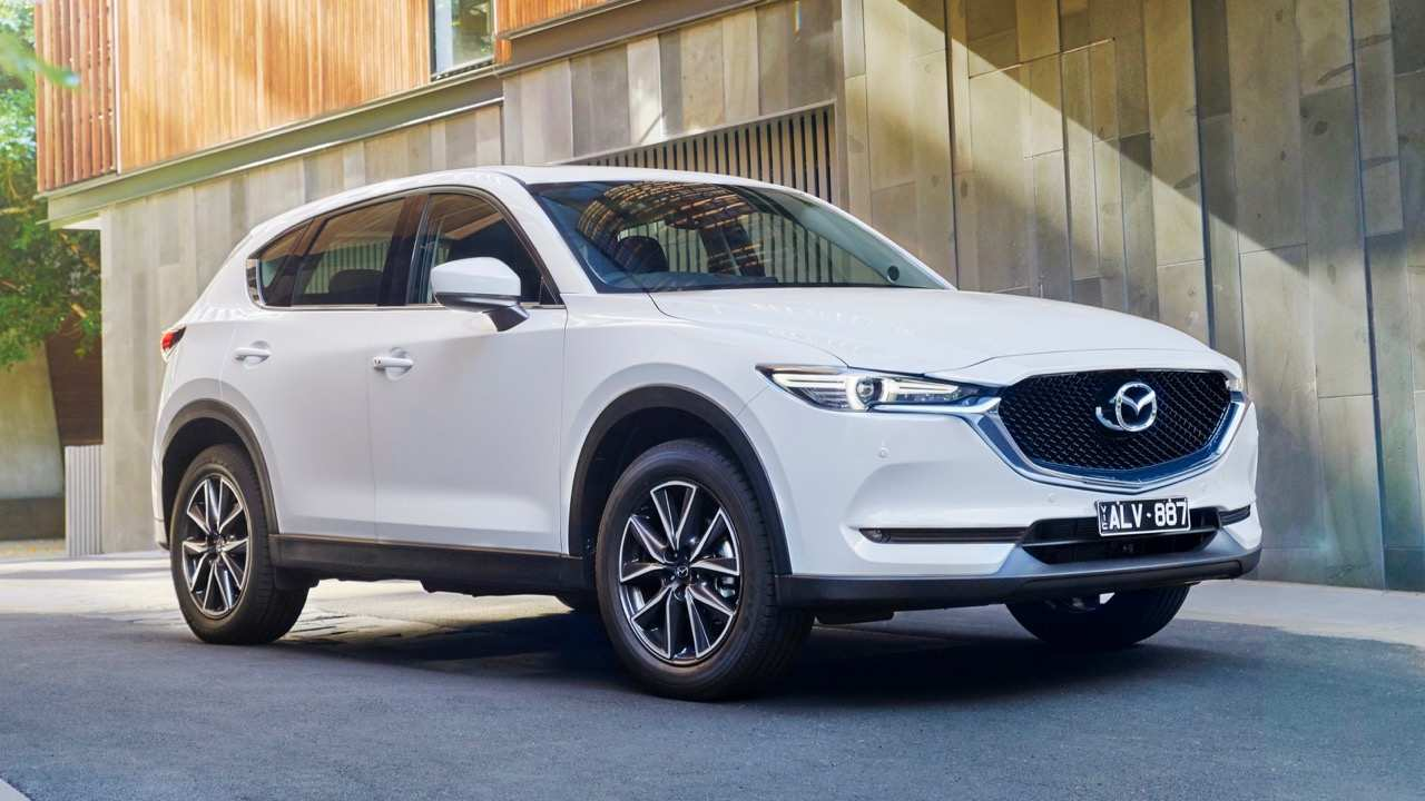 31 Great Mazda Cx 5 2019 White Performance and New Engine by Mazda Cx 5 2019 White