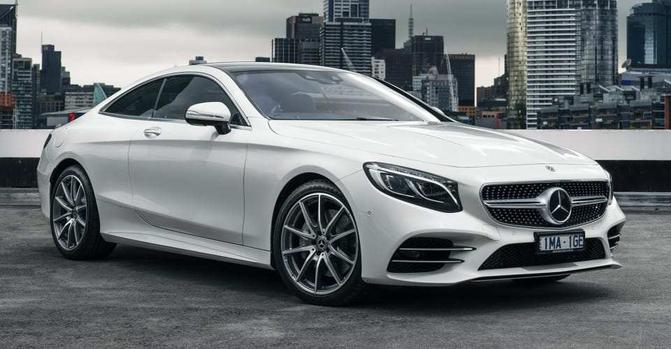 31 Great Mercedes 2019 Coupe Release for Mercedes 2019 Coupe