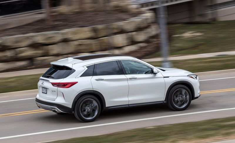 31 New 2019 Infiniti Qx50 Edmunds Engine for 2019 Infiniti Qx50 Edmunds