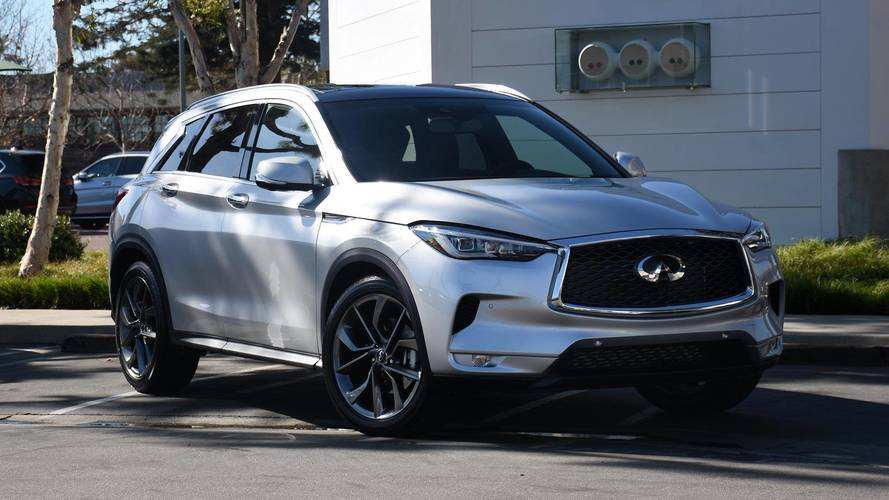 32 All New 2019 Infiniti Qx50 First Drive Price and Review for 2019 Infiniti Qx50 First Drive