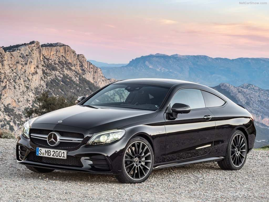 32 All New Mercedes 2019 Coupe New Review by Mercedes 2019 Coupe
