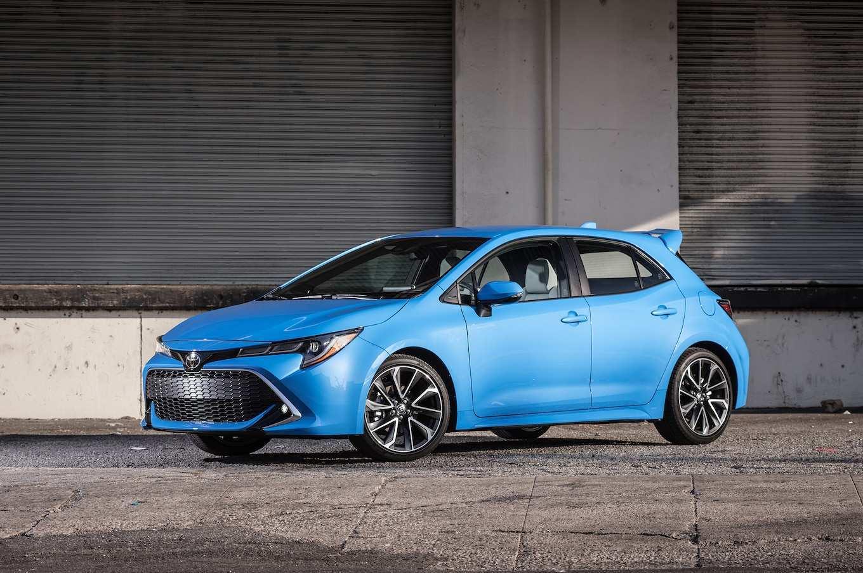 32 All New Toyota Hatchback 2019 Spy Shoot for Toyota Hatchback 2019