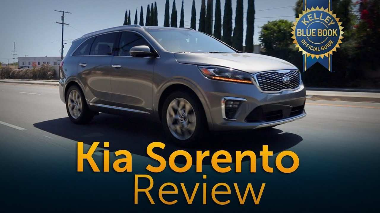 32 Best Review Kia Sorento 2019 Video Pricing by Kia Sorento 2019 Video
