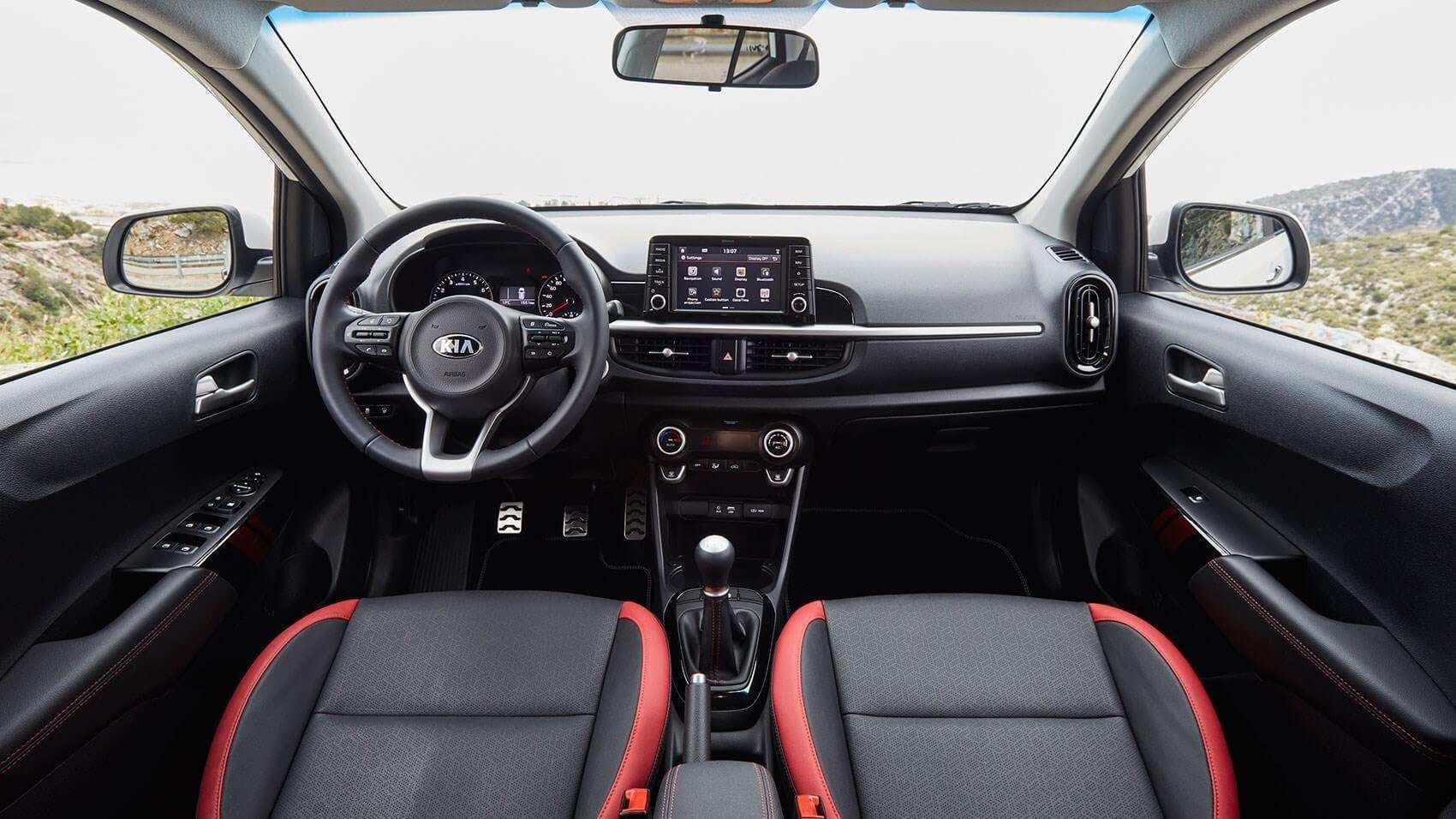 32 Concept of Kia Rio 2019 Interior Model for Kia Rio 2019 Interior