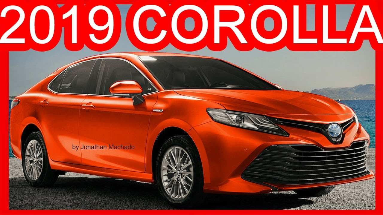 32 New New Toyota 2019 Models Release by New Toyota 2019 Models