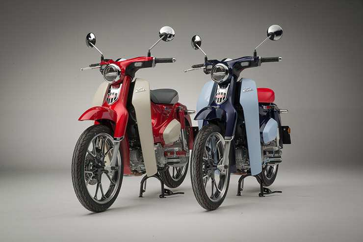 32 The 2019 Honda Super Cub Top Speed Images by 2019 Honda Super Cub Top Speed