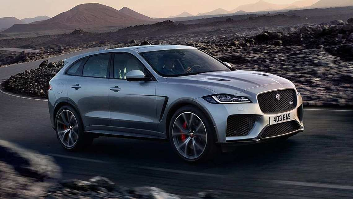 33 Concept of Jaguar Suv 2019 Model with Jaguar Suv 2019