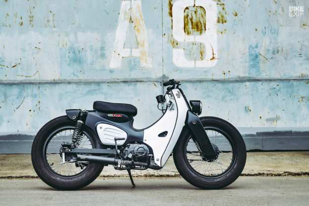 33 Gallery of 2019 Honda Super Cub Top Speed Redesign and Concept for 2019 Honda Super Cub Top Speed