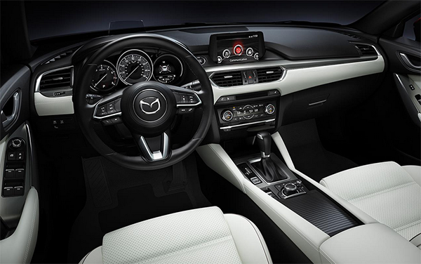 33 Gallery of Mazda 6 2019 Interior Release Date with Mazda 6 2019 Interior
