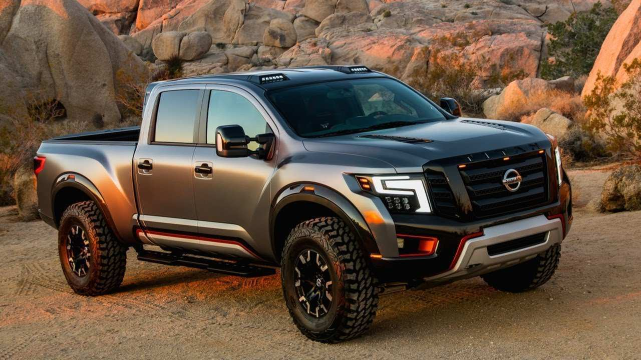 33 Gallery of Nissan Warrior 2019 Review with Nissan Warrior 2019