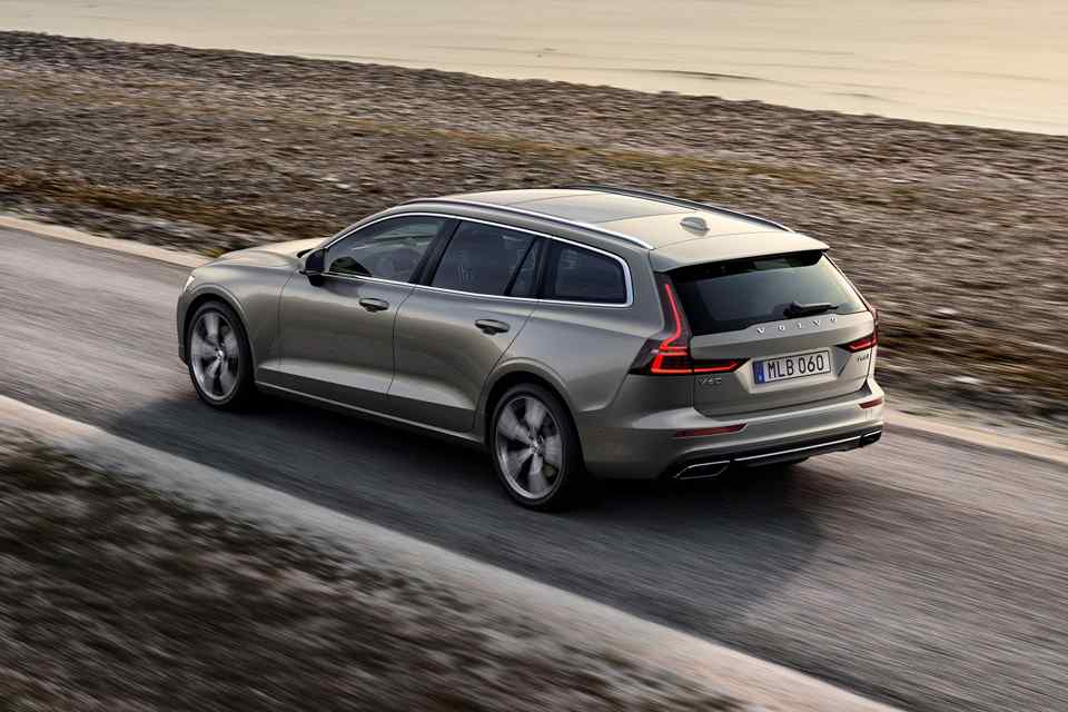 33 Gallery of Volvo 2019 Station Wagon Spy Shoot with Volvo 2019 Station Wagon