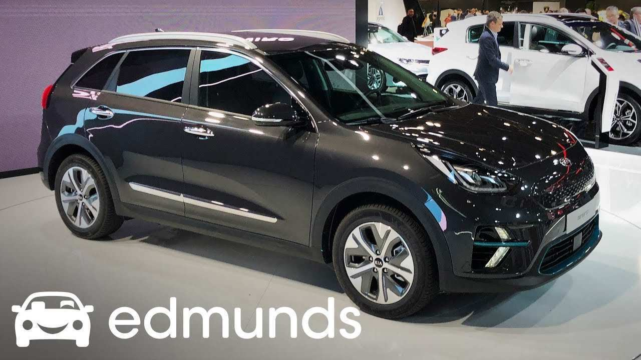33 Great 2019 Kia Niro Ev New Review by 2019 Kia Niro Ev