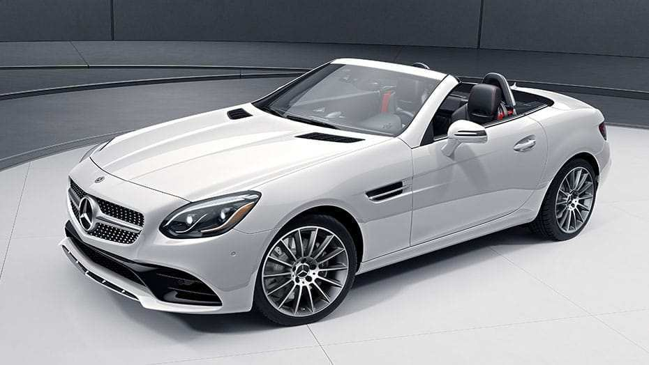 33 Great Mercedes Slc 2019 Concept by Mercedes Slc 2019