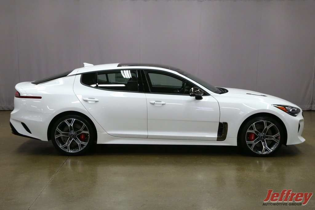 33 New 2019 Kia Stinger Gt2 Review with 2019 Kia Stinger Gt2