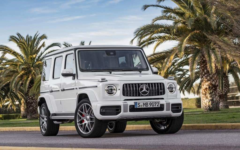 34 All New G500 Mercedes 2019 Redesign and Concept with G500 Mercedes 2019