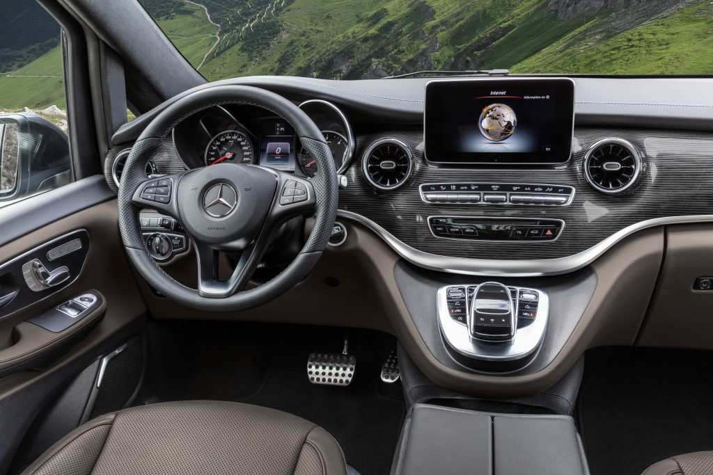 34 All New Mercedes V Klasse 2019 Style for Mercedes V Klasse 2019